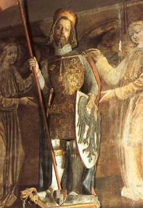 St. Wenceslas I, Duke of Bavaria